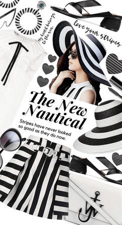 The New Nautical- B&W