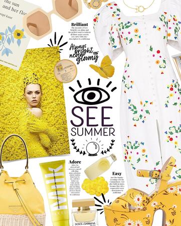 I see summer | hello summer