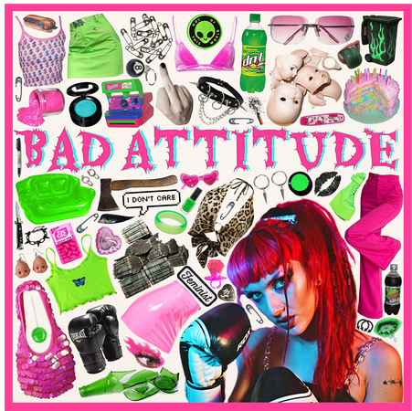"""Bad Attitude"" by Delilah Bon"