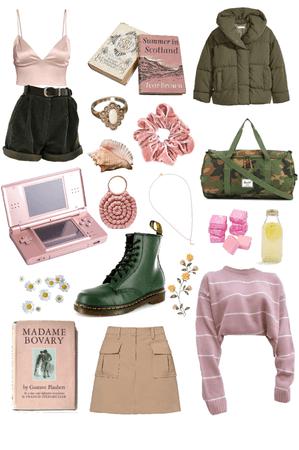 Pink & Camo