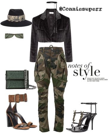 style soilder