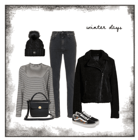 easy casual winter day