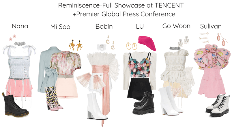Reminiscence-Full Showcase at TENCENT