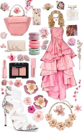 Pink petunia 🌷💕👄