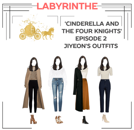 LABYRINTHE Jiyeon CINDERELLA AND THE FOUR KNIGHTS