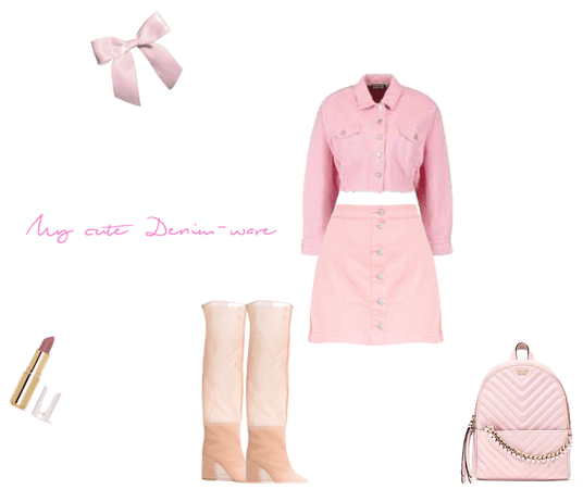 Pink Denim💕