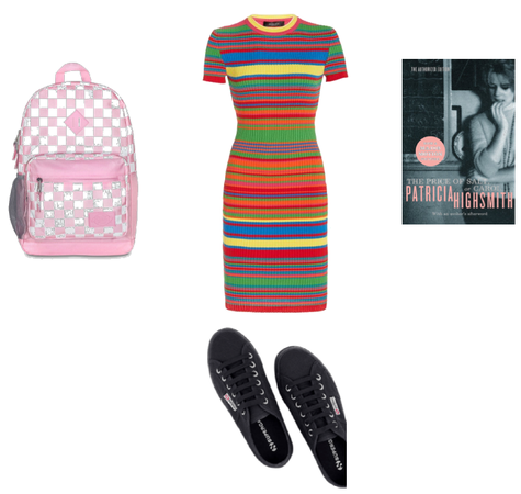 my outfit for the day- first day of school outfit