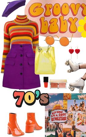 70s Babe