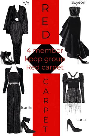 RED CARPET, Imaginary kpop group