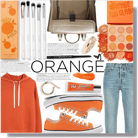 a squeeze of orange 🍊