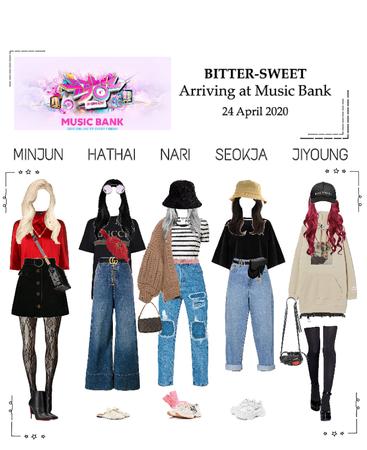 BITTER-SWEET [비터스윗] Music Bank 200424