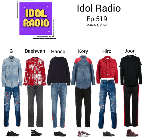 PREDATOR//Idol Radio