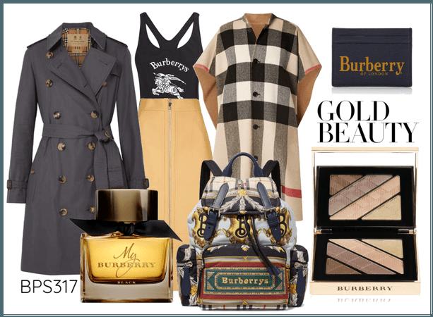 Bohemian Prep School #317: Burberry Modern