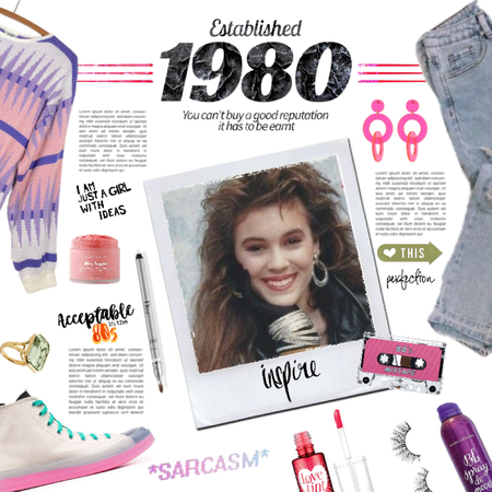 1980 style chic