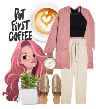 Find comfort in Pink~