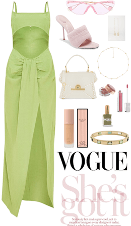 perfect summer outfit for brunch