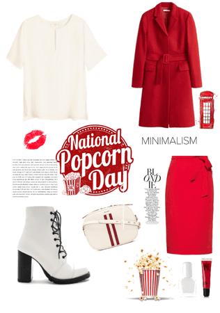 i love popcorn 🍿