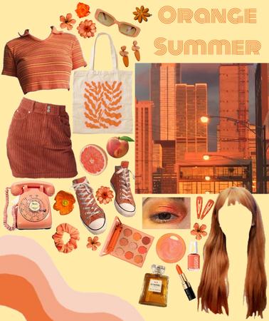 Orange Summer (challenge)