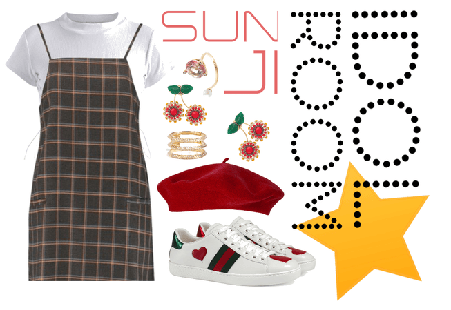 IDOL ROOM #CASUALCLOSET: SUNJI