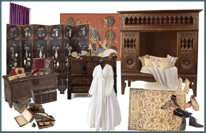 bedroom 1 (Marya)