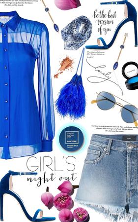 blue Classic Pantone