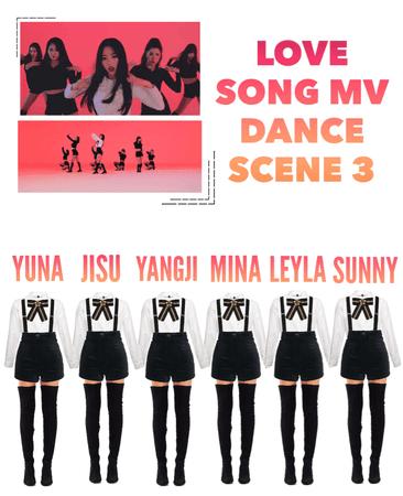 Love Song MV MARIONETTE Dance Scene 3