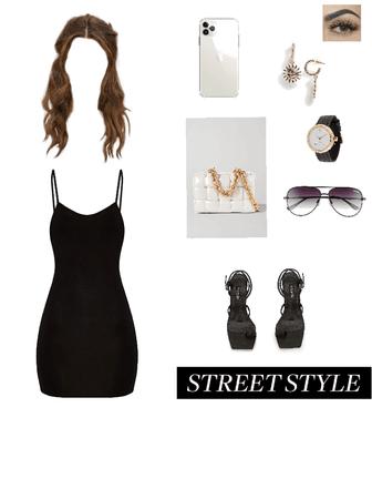 strees girl