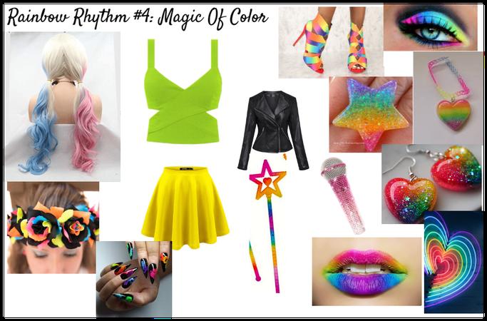 Rainbow Rhythm #4: Magic Of Color