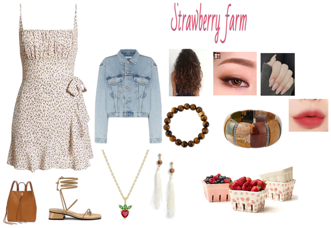Strawberry Farming!