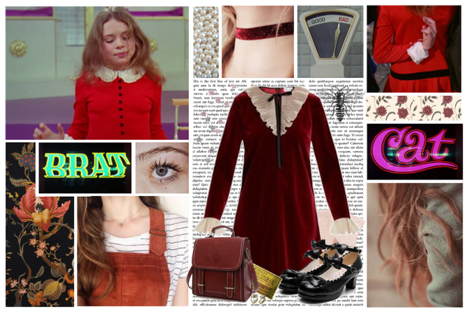 Veruca Salt//Willy Wonka and the Chocolate Factory