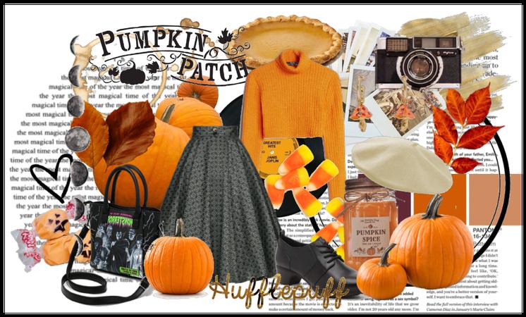 Vintage Pumpkin Patch