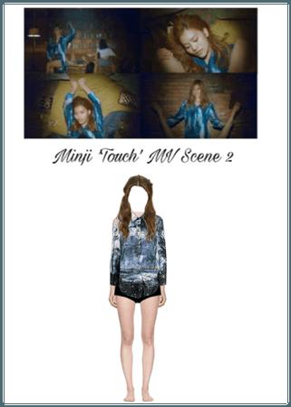 Minji 'Touch' MV Scene 2