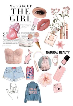 Elizabeth Style Pink