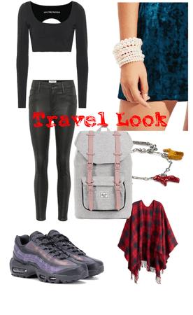 Travel Look for Olga