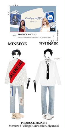 PRODUCE MMX [프로듀스MMX] Episode 3-1
