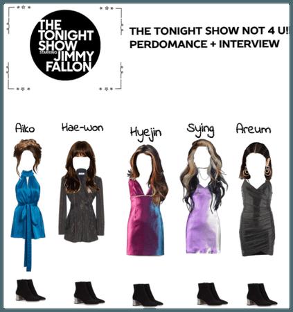 The Tonight Show Not 4 U!
