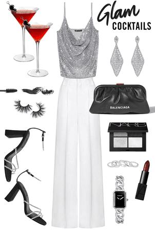 Glam Cocktails