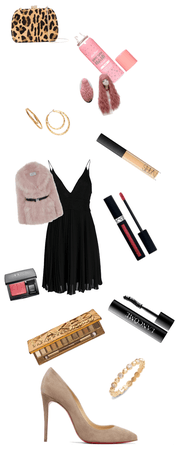 This fabulous looks is for a date night