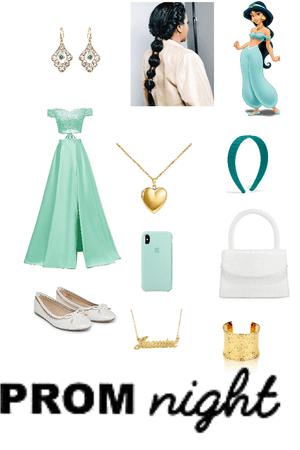 Prom Princess (Disney): Jasmine 👑👗