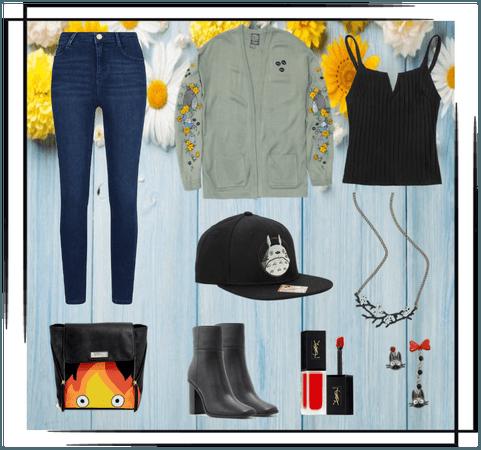 Ghibli Outfit
