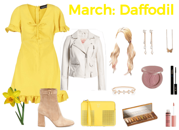 March: Daffodil