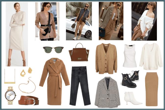 Base wardrobe for autumn
