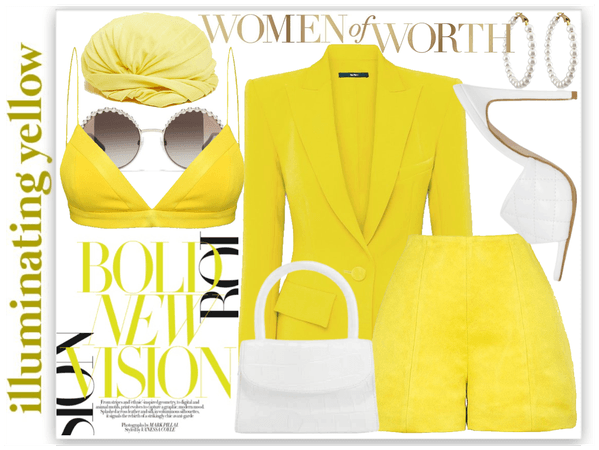 Summer In Yellow