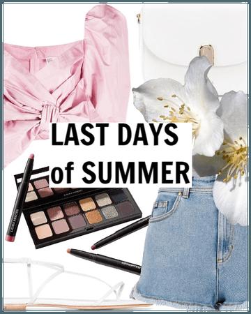 Last Days of Summer ( 9.14.2020 )