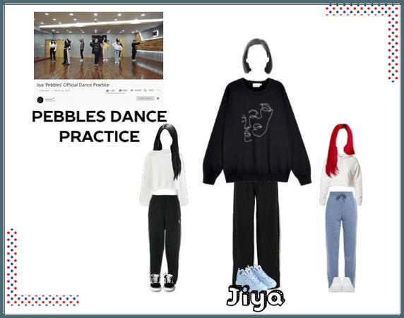 Jiya Pebbles Dance Practice 4/10