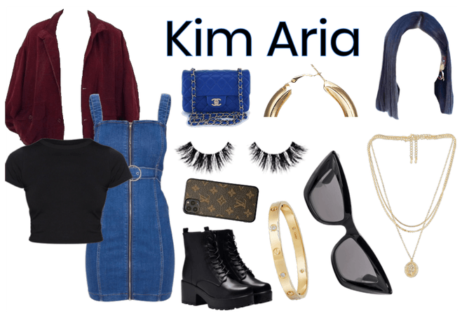 Viviline - Kim Aria - member 2