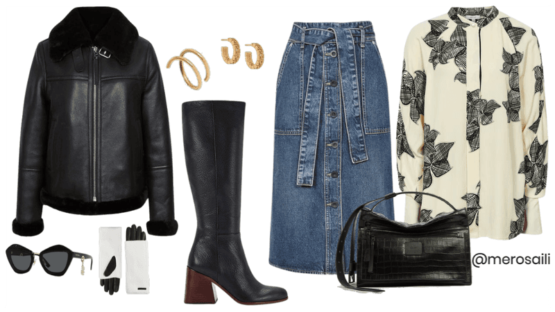 Rich Fall Old money Outfit