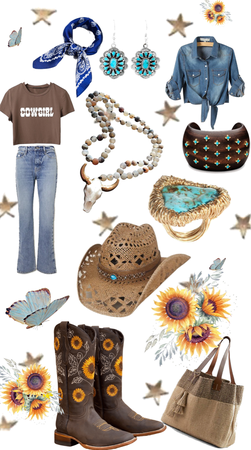 cowgirl chic