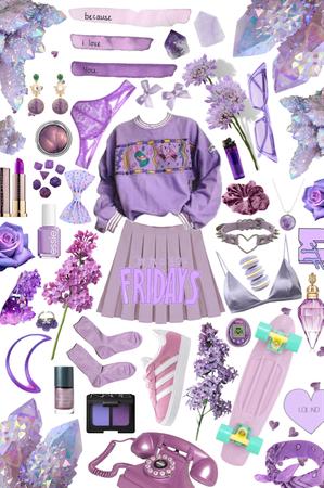 purple AF