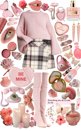 pink academia